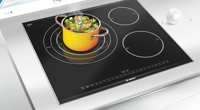 Bếp từ Bosch PID675N24E 3 bếp