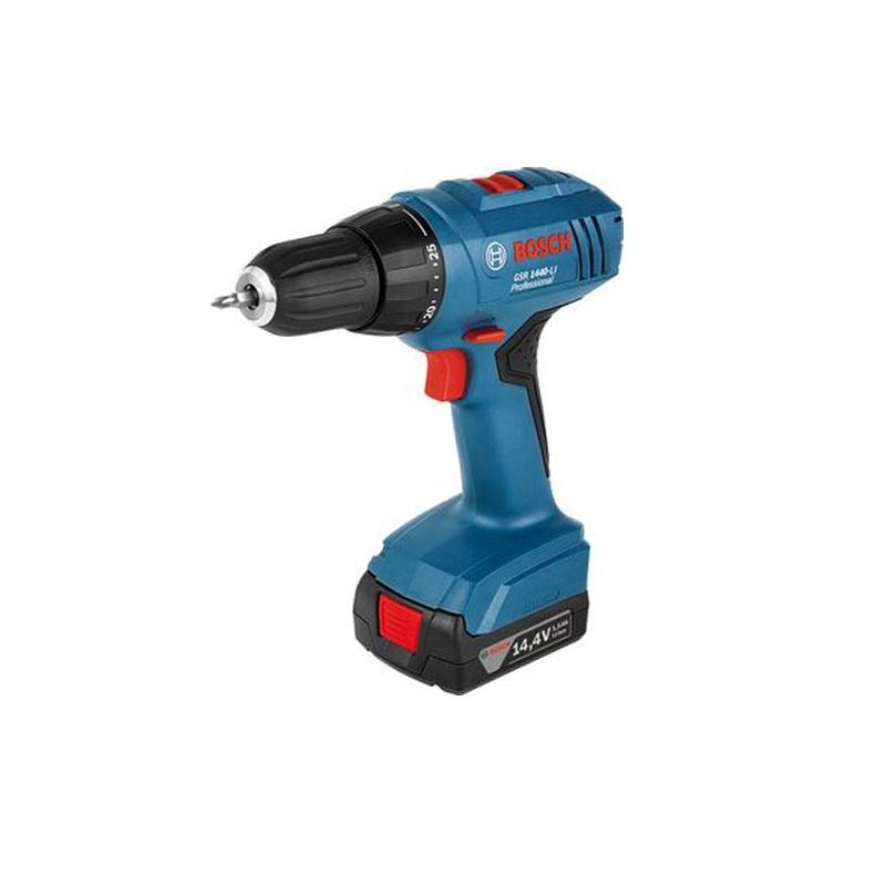 Máy khoan vặn bắt vít dùng pin Bosch GSR 1440-LI Professional