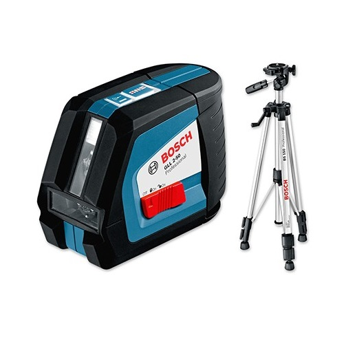 Máy cân mực laser tia Bosch GLL 2-50 Professional