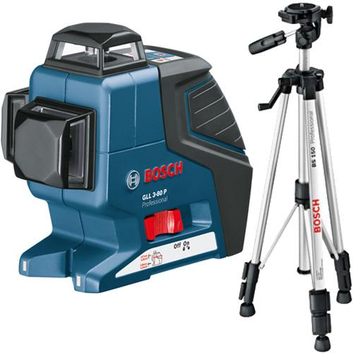 Máy cân mực laser tia Bosch GLL 3-80 Professional
