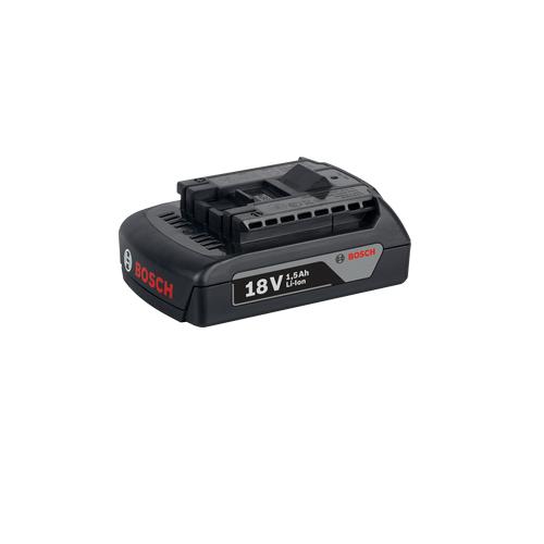 Pin Bosch GBA 18V 1.5Ah M-A