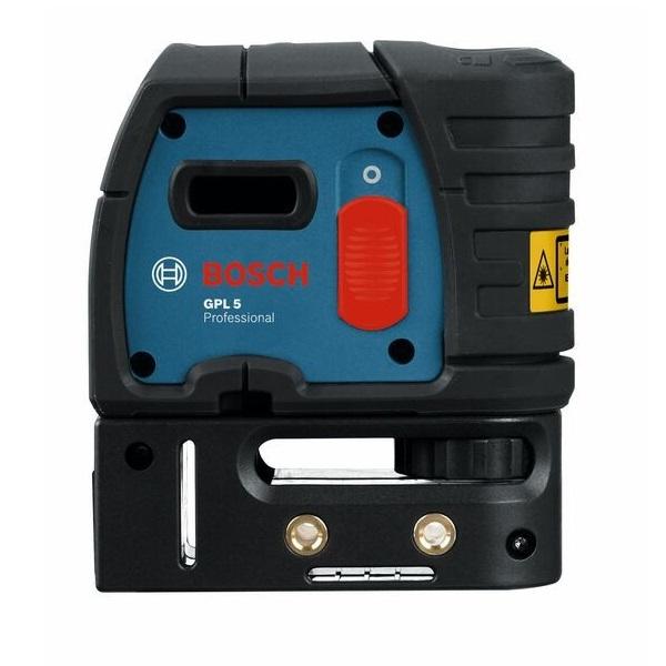 Máy định vị laser 5 điểm Bosch GPL 5