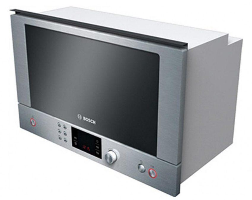 Lò vi sóng âm Bosch HMT85MR53 Inox