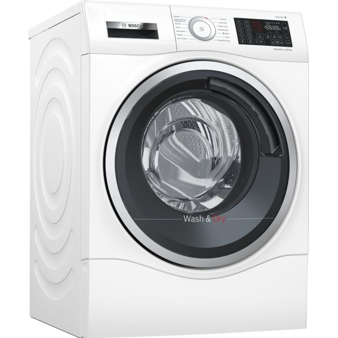 Máy giặt kết hợp sấy quần áo Bosch WDU28560GB