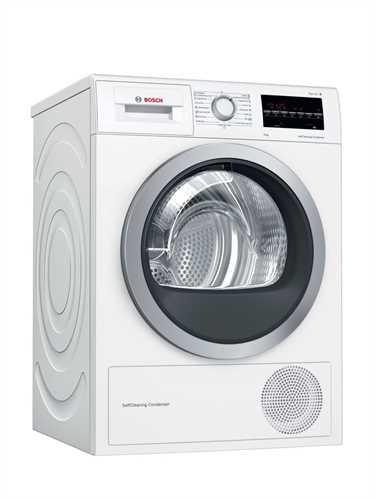 Máy sấy quần áo Bosch WPG24100MY