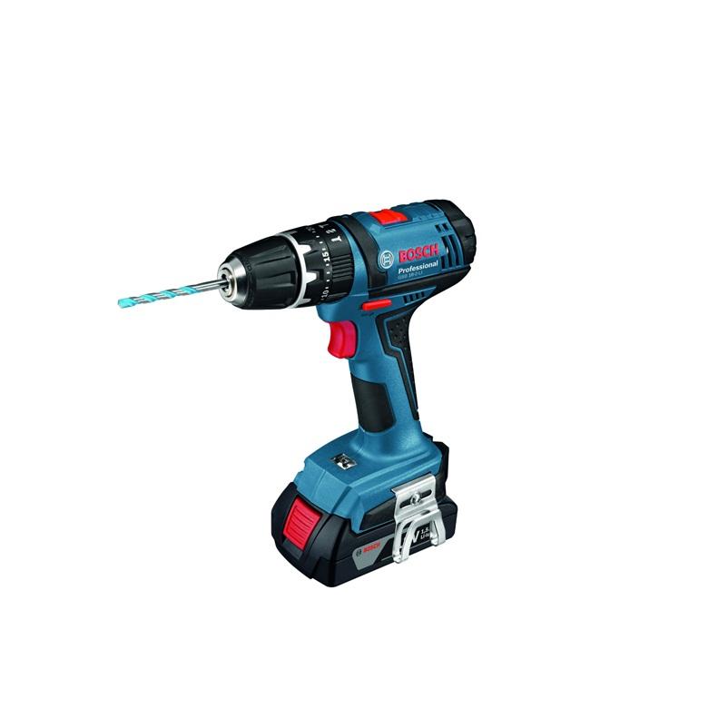 Máy khoan vặn bắt vít dùng pin Bosch GSB 18-2-LI Professional
