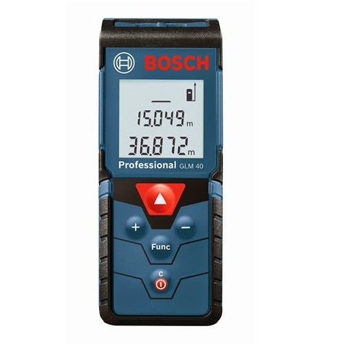 Máy đo khoảng cách laser Bosch GLM 40 Professional