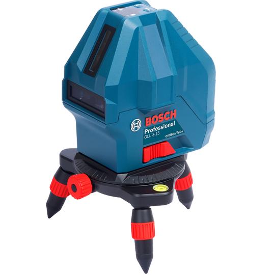 Máy tia vạch chuẩn Bosch GLL 3-15 Professional