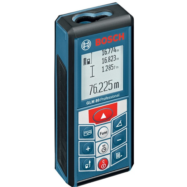 Máy đo khoảng cách laser Bosch GLM 80 Professional