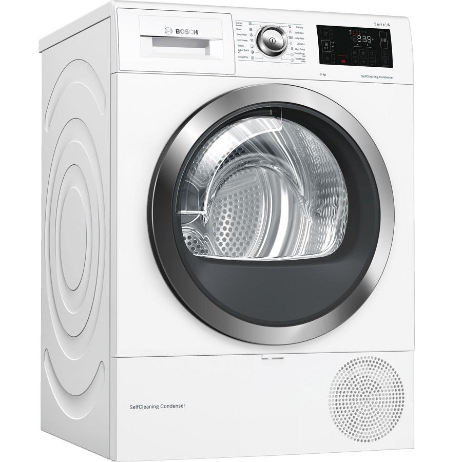 Máy sấy quần áo Bosch WTW876H8SG