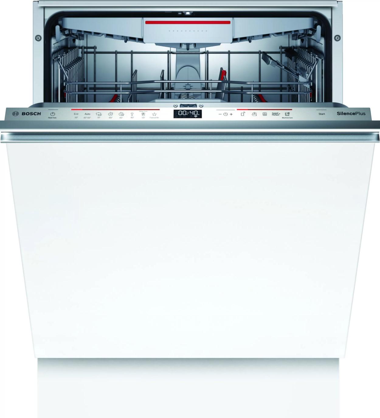 Máy rửa bát Bosch SMD6ECX57E